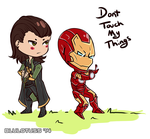 Dont Touch my Things by BluLotuss