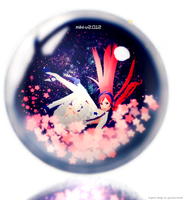 .:Miki in the Star Dome:. by DestinyLovesAnime
