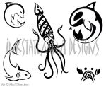 Riches of the Sea Flash Sheet by Sparkle-And-Sunshine