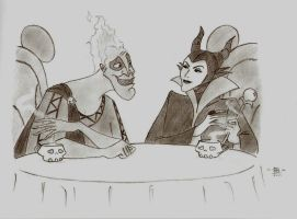 A match not made in Heaven by unknown3173