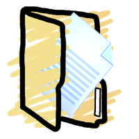 Documents folder icon by Obinoobie