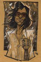Sixto Rodriguez by DenisM79