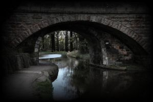Bridge Over Water by mysticmorning
