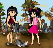 A Day at the Park by Cid-Vicious