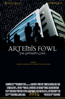 Artemis Fowl Movie Poster 3 by vanishing446