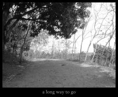 A long way to go by Yuleen75