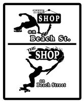 The Shop on the beach by Tyger-graphics
