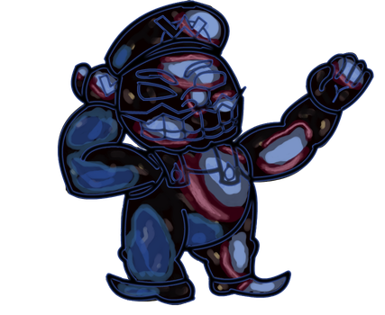 Metal Wario by 13lackout