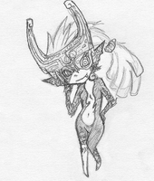 Midna by cath101