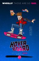 Hoverboard by JustinPeterson