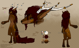 Jae Ref Sheet by apriclty