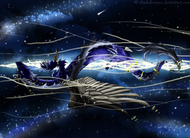 Aion the lifelight by ShadoDoragon