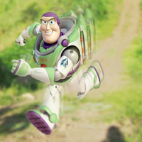 Toy Story - Buzz Lightyear on the run! by iamZADDI