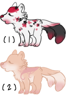 Flufftail Adopts - CLOSED by sote-adoptables