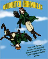 Quidditch Chronicles by Askald