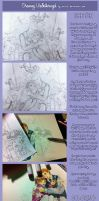 Drawing walkthrough by conichic