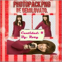 Photopack's Png de Demi by GandReditions