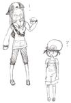 Pokemon: Crossdressing by Juunshi