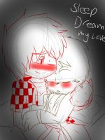 Sleep dream my love by SonicVsShadow109