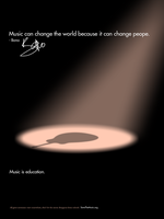 Music education poster 1 by H1ppym4n