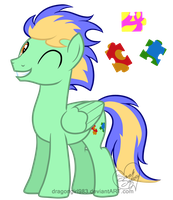 Gift: Canon-style Missing Piece by DragonGirl983
