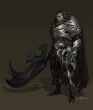 Knight by mrrogers4566