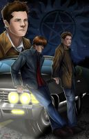 Supernatural by TyrineCarver