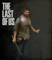 the last of us by EstebanRiveros