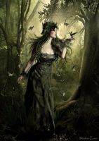 mother nature by shadowxlover
