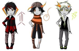 Fantroll Adopt (Closed) by HornzOverHeelz
