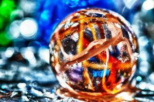 Macro Marble HDR by Creative--Dragon