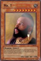 TS cards 13: Mr T by TalkingStick