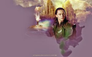 in Asgard 2 by AnnGeea