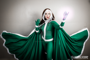 Rogue of the X-Men by EmilyScissorhands