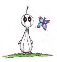 Quibble and the Butterfly by MarissaWalker