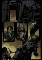 Silent Hill Downpour #2 Page 7 by T-RexJones