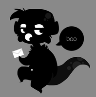Boo by MythFish