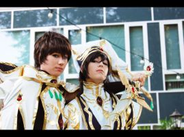 Code Geass: His Majesty by GuardianOfCloud
