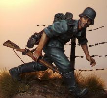 Panzer Grenadier 1:32 by Makingscalemodels