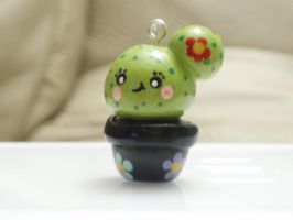Cactus Charm by meh-meh