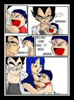 The Child from Hell.. by psychosaiyajin