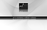 Art is Resistance by TheGrayson