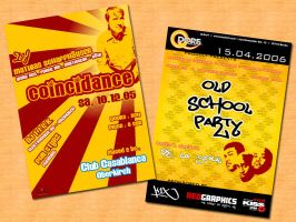 + coincidance - old school. by tomson