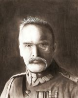 Jozef Pilsudski by Marvolo-san