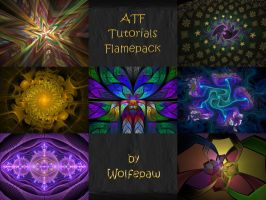 ATF Tutorials Flamepack by wolfepaw