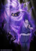 Power of Mangekyou Sharingan by Epistafy