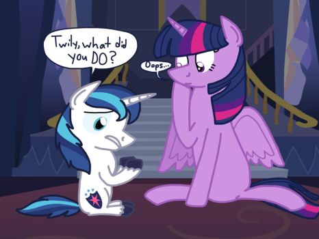 The Adventures of Twily and Tiny Shiny-Part I by kindheart525