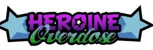 Heronine Overdose Logo by GirlNamedEd