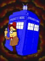 The 11th Doctor? .(Despicable Me 2 Contest Entry) by DraegusFalls