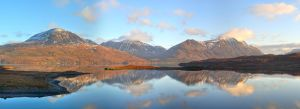 Torridon Mountains 4 by RevelationSpace